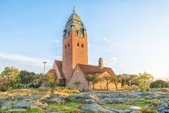Εκκλησία Masthuggskyrkan Masthugget στο Γκέτεμπουργκ, Σουηδία Στοκ Φωτογραφίες