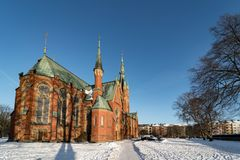 Εκκλησία Matteus σε Norrköping, Σουηδία στοκ φωτογραφίες με δικαίωμα ελεύθερης χρήσης
