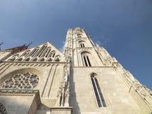 εκκλησία Matthias Στοκ Φωτογραφία