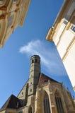 εκκλησία minorite Βιέννη Στοκ εικόνα με δικαίωμα ελεύθερης χρήσης