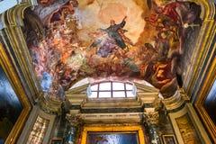 Εκκλησία Miracoli dei της Σάντα Μαρία, Ρώμη, Ιταλία Στοκ Εικόνα