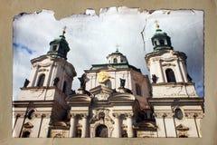 εκκλησία Nicholas Πράγα ST απεικόνιση αποθεμάτων