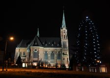 εκκλησία Nicholas ST στοκ φωτογραφία