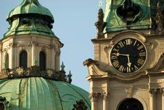 εκκλησία Nicolas ST Στοκ εικόνα με δικαίωμα ελεύθερης χρήσης