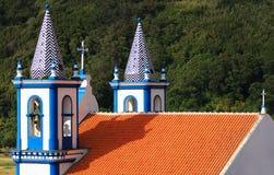 Εκκλησία Nossa Senhora DA Conceicao Angra do Heroismo Στοκ εικόνα με δικαίωμα ελεύθερης χρήσης