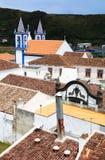 Εκκλησία Nossa Senhora DA Conceicao Angra do Heroismo Στοκ Φωτογραφίες