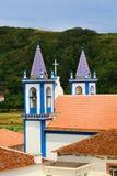 Εκκλησία Nossa Senhora DA Conceicao Angra do Heroismo Στοκ Εικόνες