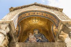 Εκκλησία Panagia Kapnikarea, Αθήνα, Ελλάδα στοκ φωτογραφία