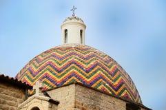 εκκλησία Paolo s SAN στοκ φωτογραφίες