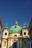 εκκλησία Peter s ST Βιέννη Στοκ φωτογραφίες με δικαίωμα ελεύθερης χρήσης