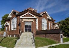Εκκλησία Randolph Στοκ εικόνες με δικαίωμα ελεύθερης χρήσης