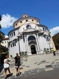 Εκκλησία Rijeka SV vid στοκ εικόνες με δικαίωμα ελεύθερης χρήσης
