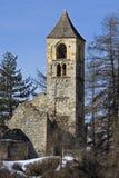 εκκλησία romanesque Στοκ Εικόνα