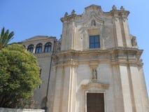 εκκλησία s του Agostino στοκ φωτογραφία