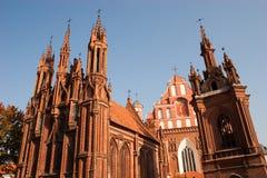 εκκλησία s ST της Anne Στοκ φωτογραφίες με δικαίωμα ελεύθερης χρήσης