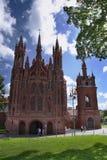 εκκλησία s ST ANN στοκ εικόνες