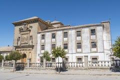 Εκκλησία SAN Ηγνάτιος, Baeza, Jae'n, Ισπανία Στοκ φωτογραφίες με δικαίωμα ελεύθερης χρήσης