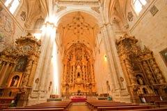 Εκκλησία SAN Esteban Στοκ εικόνες με δικαίωμα ελεύθερης χρήσης