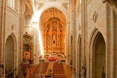 Εκκλησία SAN Esteban Στοκ Εικόνα