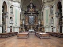 Εκκλησία SAN Filippo Neri στο Τορίνο στοκ εικόνες με δικαίωμα ελεύθερης χρήσης