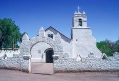 Εκκλησία SAN Pedro de Atacama - της Χιλής στοκ εικόνα με δικαίωμα ελεύθερης χρήσης