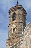 Εκκλησία Sant Martà σε Sant celoni-Καταλωνία Στοκ εικόνες με δικαίωμα ελεύθερης χρήσης