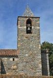 Εκκλησία Sant Martà στην mosqueroles-Καταλωνία Στοκ φωτογραφία με δικαίωμα ελεύθερης χρήσης