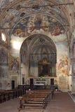 Εκκλησία Soncino Στοκ φωτογραφία με δικαίωμα ελεύθερης χρήσης