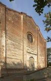 Εκκλησία Soncino Στοκ εικόνες με δικαίωμα ελεύθερης χρήσης
