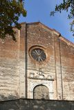 Εκκλησία Soncino Στοκ Εικόνες