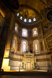 Εκκλησία Sopia Hagia, μουσείο, ταξίδι Κωνσταντινούπολη Τουρκία Στοκ Φωτογραφία