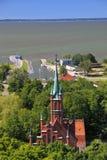 εκκλησία ST wojciech Στοκ Εικόνες