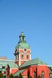 εκκλησία stockolm Στοκ Εικόνα
