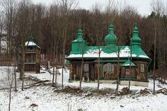 εκκλησία szczawne στοκ εικόνες