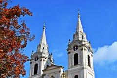 Εκκλησία Zirc Στοκ φωτογραφία με δικαίωμα ελεύθερης χρήσης