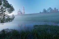 εκκλησίες δύο Στοκ φωτογραφίες με δικαίωμα ελεύθερης χρήσης
