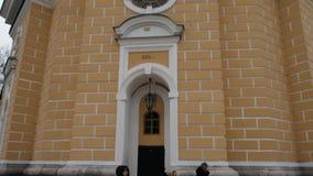 εκκλησίες ορθόδοξες lavra του Κίεβου pechersk φιλμ μικρού μήκους