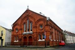 Εκκλησιαστική εκκλησία, Carrickfergus, Βόρεια Ιρλανδία Στοκ φωτογραφία με δικαίωμα ελεύθερης χρήσης