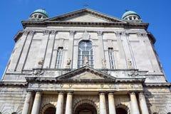 Εκκλησία Άγιος-Jean-Baptiste Στοκ φωτογραφία με δικαίωμα ελεύθερης χρήσης