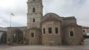 Εκκλησία Αγίου Λάζαρος Στοκ Εικόνα