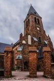 Εκκλησία Αγίου Anne σε Sztum, Πολωνία Στοκ Φωτογραφίες