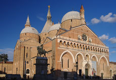 Εκκλησία Αγίου Anthony, Πάδοβα, Ιταλία Στοκ φωτογραφία με δικαίωμα ελεύθερης χρήσης