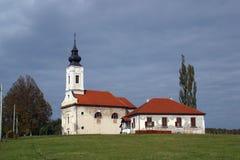 Εκκλησία Αγίου Anthony της Πάδοβας σε Bucica, Κροατία Στοκ Φωτογραφίες