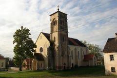 Εκκλησία Αγίου Anthony της Πάδοβας σε Bukevje, Κροατία Στοκ Φωτογραφία
