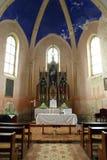 Εκκλησία Αγίου Anthony της Πάδοβας σε Bukevje, Κροατία Στοκ Εικόνες