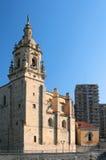 Εκκλησία Αγίου Anton Μπιλμπάο Ισπανία Στοκ Εικόνα
