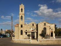 Εκκλησία Αγίου Antony στη Λεμεσό Κύπρος Στοκ Εικόνες