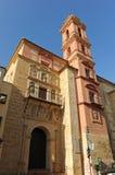 Εκκλησία Αγίου Augustine, Antequera, Μάλαγα επαρχία, Ισπανία Στοκ εικόνες με δικαίωμα ελεύθερης χρήσης