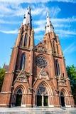 Εκκλησία Αγίου Catharine στο Αϊντχόβεν Στοκ Φωτογραφία