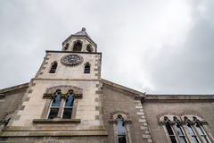 Εκκλησία Αγίου Iberius στο Goye'xfornt Ιρλανδία Στοκ Εικόνες